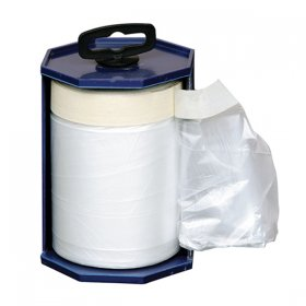 Dispenser & Plastic Roll