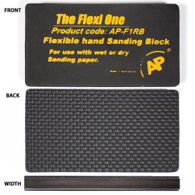 Flexi One Rubbing Block