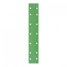 Qbrands Green speedfile paper - Velcro 14 Hole